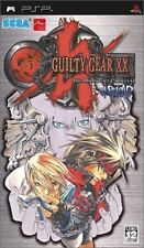 Used PSP Guilty Gear XX Reload  SONY PLAYSTATION JAPAN IMPORT