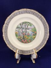 Royal Albert Silver Birch Dinner Plate - Excellent Condition -