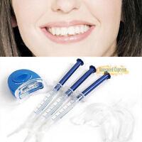 Professional Teeth Tooth Whitening Kit Dental Whitener Bleaching Oral Gel