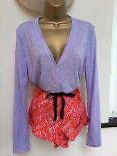 Victorias Secret Pyjama Set Shorts Ladies Womens S Small