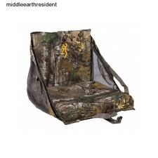 Seat Foam Folding Padded Cushion Ground Outdoor Hunting HD Camo Side Mesh Carry