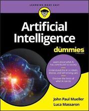 Artificial Intelligence for Dummies-John Paul Mueller, Luca Massaron