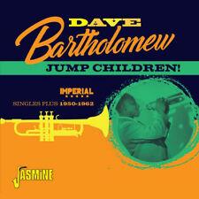 Dave Bartholomew : Jump Children!: Imperial Singles Plus 1950-1962 CD (2017)