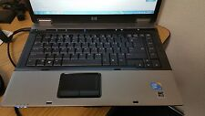 Hp Compaq 6730B Laptop Core 2 Duo P8700 2.5Ghz 2Gb 320Gb Hdd  w/Carrying Case