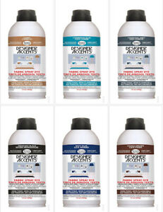 Simply Spray Upholstery Paint - Fabric Paint - 9 Colours