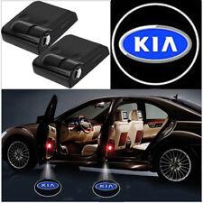Wireless LED Courtesy Car Logo Door Ghost Shadow Projector Laser Light for KIA