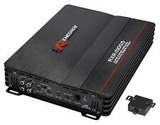 RENEGADE rxa1000d Digital Mono Amplificador Bass Subwoofer Mejorado