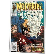 WOLVERINE comic #19  (Marvel, 1989) VERY FINE