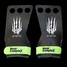 """BEAR KOMPLEX 3 HOLE HAND GRIPS - CARBON FIBER Small 3.75""""-4.25"""""""