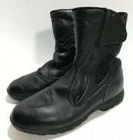 Sidi Leather Motorcycle Touring Boots - Men's 9.5 US / Euro 43