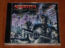 APOCRYPHA AREA 54 CD *RARE* ROADRUNNER RECORDS 1990 LTD REPRESS NEW Speed Metal
