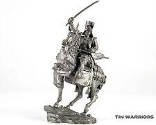*Japan samurai, 1582 year* Tin toy soldiers 54mm 1/32 miniature metal sculpture