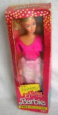 #6207 NRFB LEO Mattel India Fashion Fun Barbie w/Hair Accessories Foreign Issue