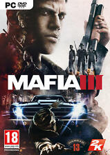 Mafia III 3 PC IT IMPORT TAKE TWO INTERACTIVE