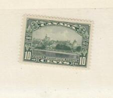 CANADA (MK6867) # 215 VF-MLH 10cts 1935 WINDSOR CASTLE /GREEN CAT VALUE $12