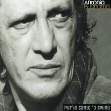 Antonio Buonomo Pur'io canto 'o swing - CD