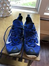 super popular aebe6 aa567 NIKE ZOOM HYPERREV 2015. MENS BASKETBALL SHOES. BLUE COLOR. US 10.5