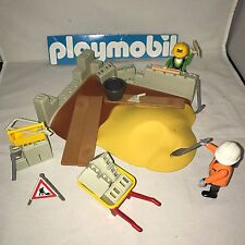 Playmobil 48 Set Construccion con ladrillos 4138 city