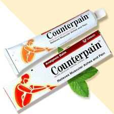 120g Counterpain Analgesic Ointment Joint Muscle Pain Massage Cream Healthy Care