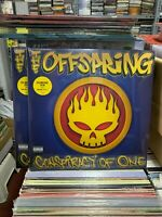 The Offspring LP Conspiracy Of One 20TH Anniversary Scellé