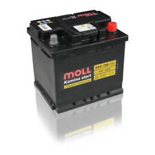 Moll Kamina start 44Ah 12V Autobatterie (einbaufertig) 544 59