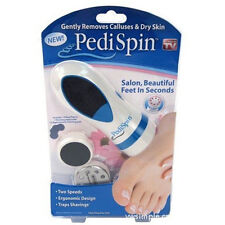 Women's Men's Pedi Spin Automatic Gently Removes Calluses And Dry Skin