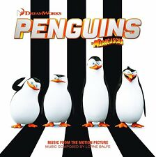 ORIGINAL SOUNDTRACK PENGUINS OF MADAGASCAR Limited Numbered Coloured 180gram LP