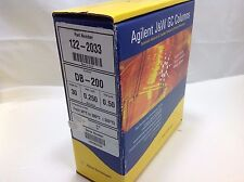 Agilent J&W DB-200 GC Column, 30 m, 0.32 mm, 0.50 µm, 7 inch cage 123-2033