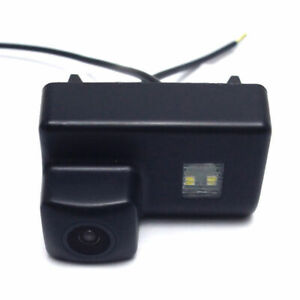 Reversing Vehicle-Specific Camera Integrated in Number Plate Light License Rear View Backup camera for Peugeot 206 207 306 307 308 406 407 5008 Partner Tepee
