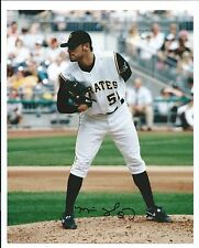 Mike Gonzalez, Pgh Pirates, Signed 8 x 10 Photo, Clean