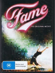 FAME The Original Movie DVD NEW & SEALED Free Post