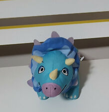 DINOSAUR TRAIN 24CM LONG TRICERATOP TRUDY! JIM HENSON CHARACTER TOY!