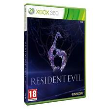 Pal version Microsoft Xbox 360 Resident Evil 6 *2 Disc*