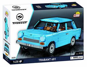 Cobi 24331 Trabant 601 S Youngtimer Collection Bausatz 1420 Teile