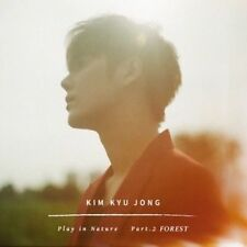 Kim Kyu Jong-[Play In Nature Part.2 Forest] Single Album CD K-POP Selaled SS501
