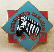Disney Pin Collection Serengeti Caravan Camp Zebra Walt World WDW
