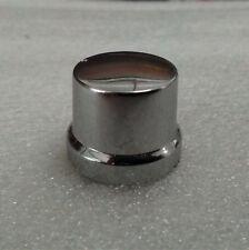 1PC 15×17mm Silver Volume Control Potentiometer Knob Audio