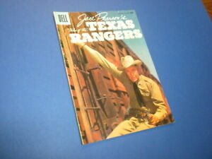 JACE PEARSON'S TALES OF THE TEXAS RANGERS #13 Dell Comics 1956