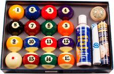 ARAMITH Super Pro Play Package Six Dot Cue Ball Pool Billiard Ball Set FREE SHIP