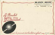 BUVARD 111543 CHARBONS BLANZY TOURS