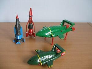 Thunderbirds Toys Rockets and Aircraft   - (S54)