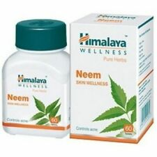 5x60tab Himalaya Herbal Neem Tablets 300tab Long Expiry FS&P