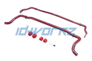 EIBACH FRONT REAR ANTI ROLL SWAY BAR KIT FOR AUDI A3 8P