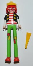 S04H01 Zancudo playmobil,serie 4 5284 payaso,clown,leggy