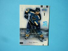 2001/02 UPPER DECK MASK COLLECTION HOCKEY CARD #86 PAVOL DEMITRA NM SHARP!! UD