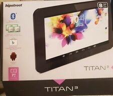 "HIPSTREET TITAN 3 7""TABLET, CHEAP TABLET/KIDS TABLET/READING TABLET/SPARE TABLET"