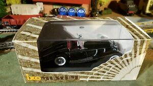 IXO MUSEUM voiture miniature Mercedes-Benz 540k Spezial-Roadster au 1/43
