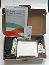 More details for john lewis sagemcom 2704n wifi wireless internet router - new & boxed