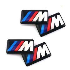 4 x Felgen Tacho Lenkrad 3D Emblem Auto Car Sticker Aufkleber für BMW M3 M5 M6