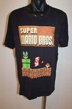 Super Mario Bros. T-Shirt Size Large